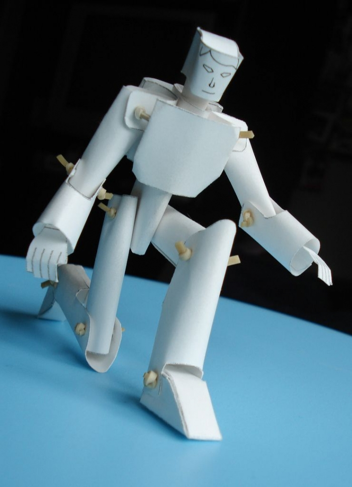 term paper on robotics Robotics is the study of robot a robot is a mechanical intelligent agent which can perform tasks on its own, or with guidance in practice a robot is usually an electro-mechanical machine which is guided by computer and electronic programming robots can be autonomous or.