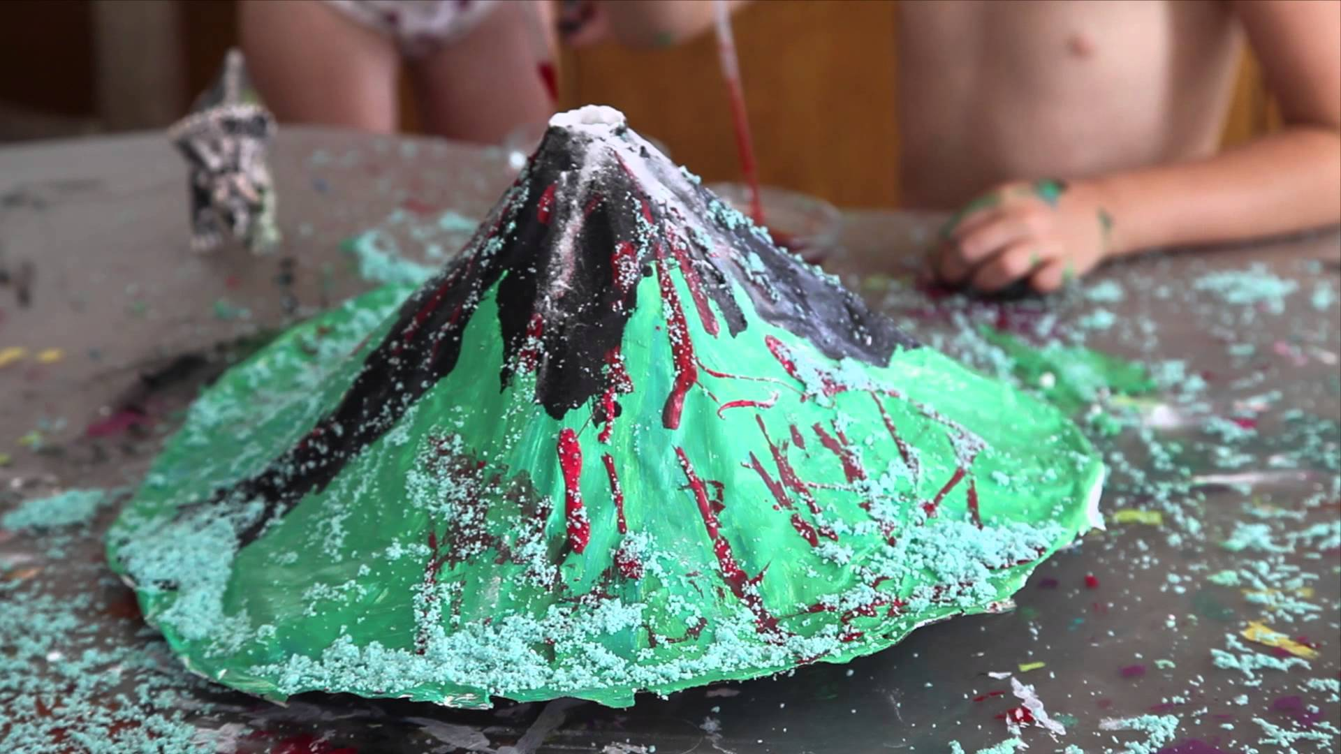 volcano school project A hawaiian-focused public charter school learning through volcano's unique natural and cultural resources to become creative global citizens.